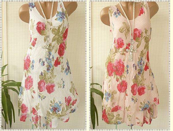 Kleid 2 Farben